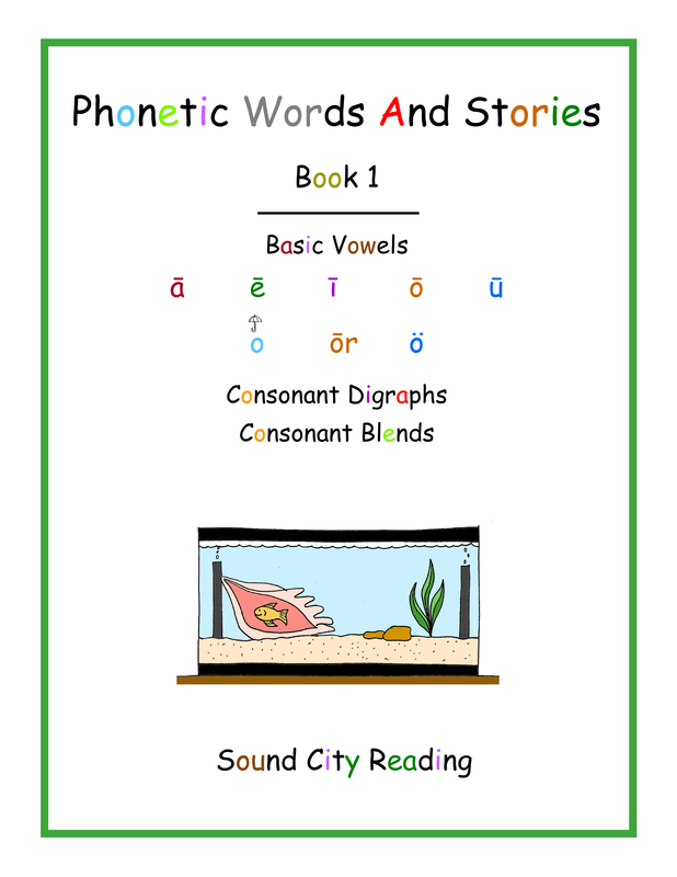 Phonetic words and stories 1 8 sound city reading phonetic words and stories books 1 8 altavistaventures