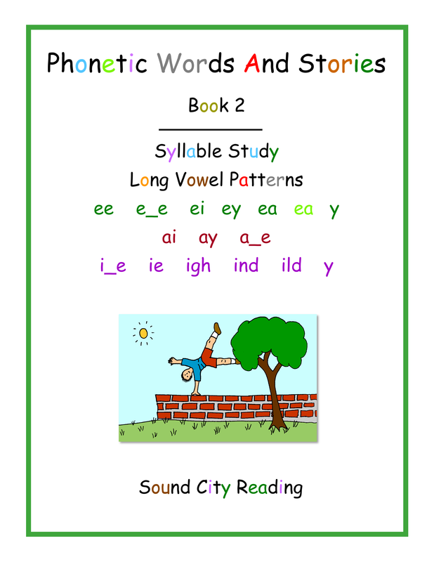 Phonetic words and stories 1 8 sound city reading the phonetic words and stories books may be used after students have learned to read short vowel words they work well with beginning readers and also with altavistaventures